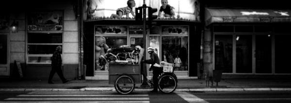 City Life XXX by MileJanjic