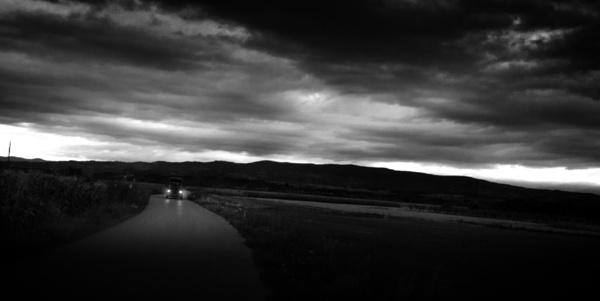 Dark Road by MileJanjic