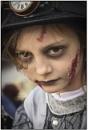 Sophie (Steampunk Zombie) by John_Mackaill