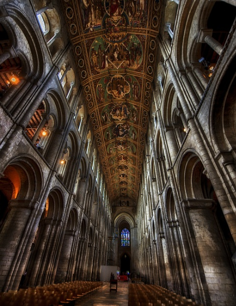 Ely Cathedral by Double66