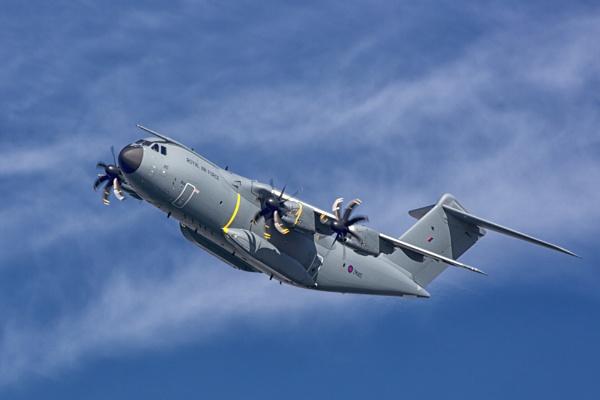 RAF A400M Atlas by Owdman
