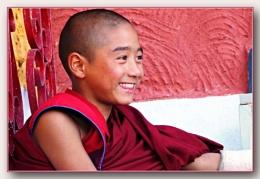 *** Smiley Monk ***