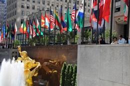 *** Rockefeller Plaza  ***