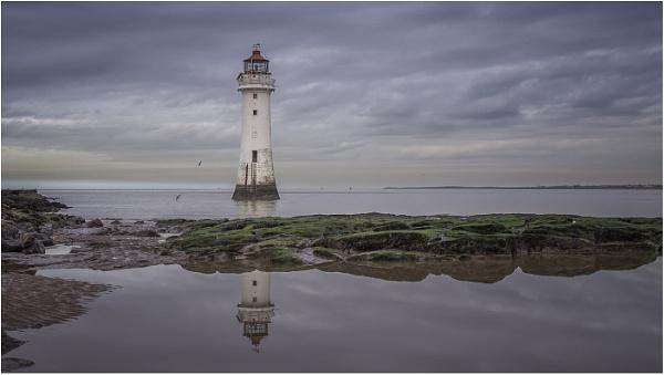 Perch Rock Lighthouse by Leedslass1