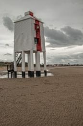 Lighthouse Burnham- on- Sea