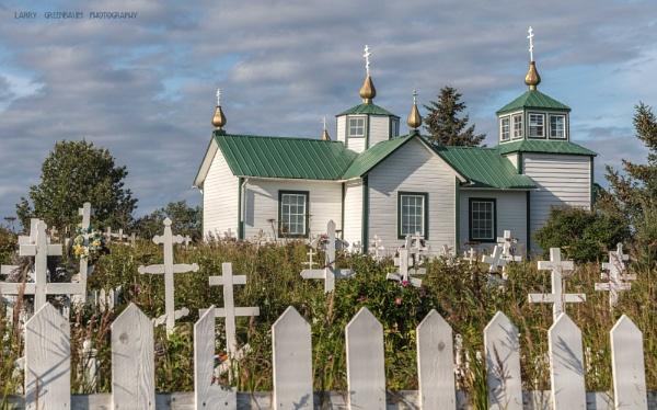 Ninilchick Chapel by LarryG
