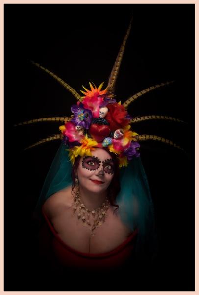 Burlesque meets Halloween by Butterfields