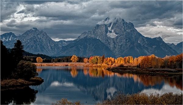 Grand Teton by dven