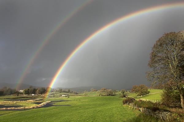 double rainbow by STUARTHILL758