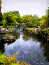 West Dean College gardens