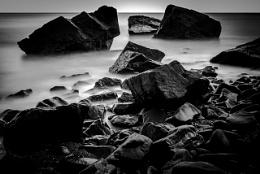 Sea & Boulders