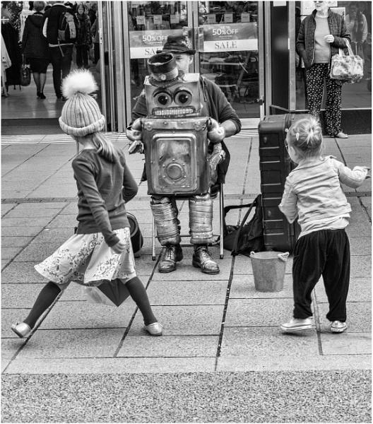 Lets Dance, 1 & 2. by franken