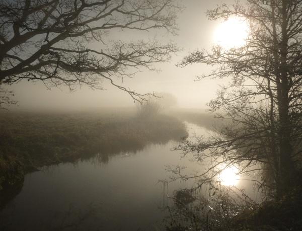 Hazy morning by LCE