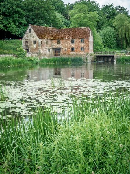 Sturminster Mill by HelenHiggs