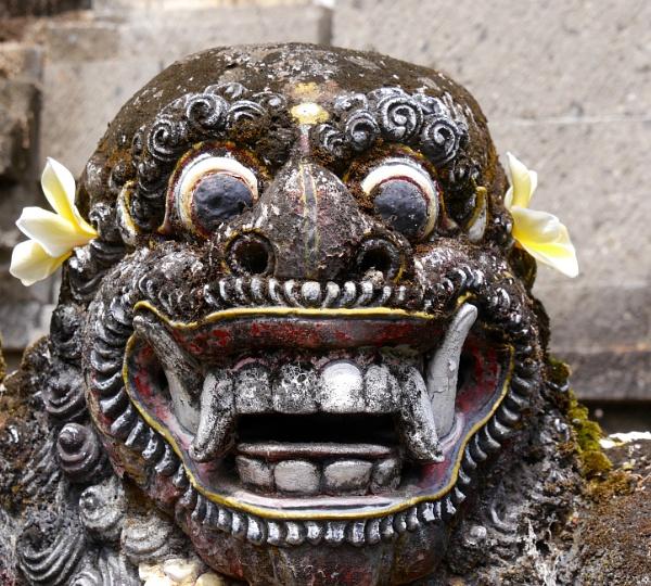 Balinese devil ... by chrisdunham
