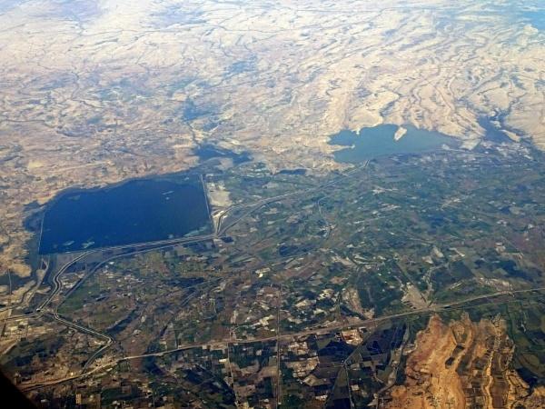 Haleji Lake, Usman Shah, Sindh, Pakistan. by YoungGrandad