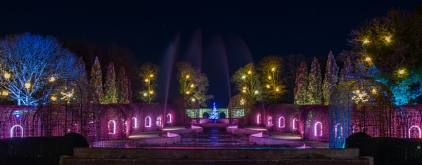 The Alnwick Garden by icphoto