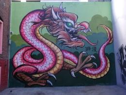Wild dragons...