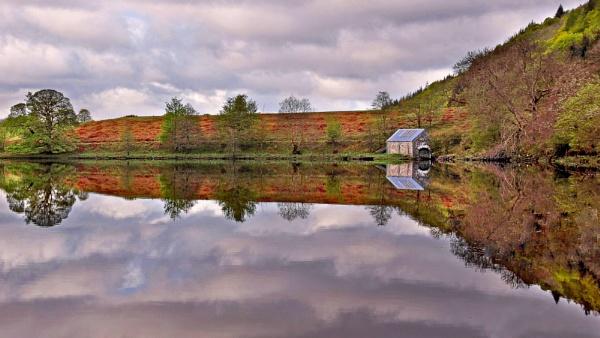 Loch Dubh by stokesy