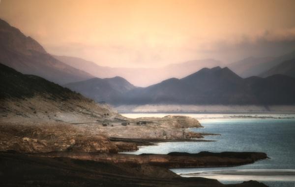 Lake Assal. by Mike43