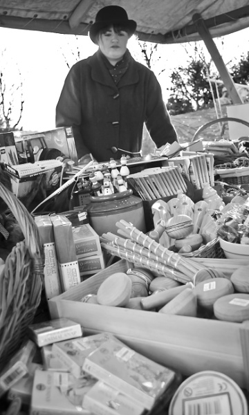 Market Stall by steveo12
