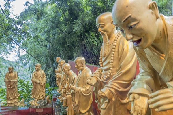 Amitabha Buddha by manicam