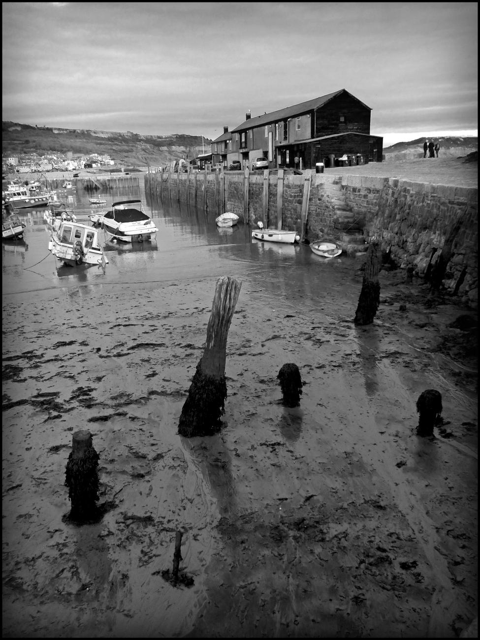 The Harbour, Lyme Regis