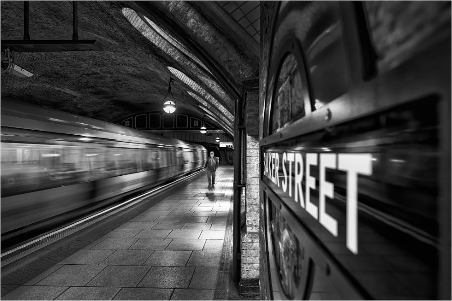 Leaving Baker Street