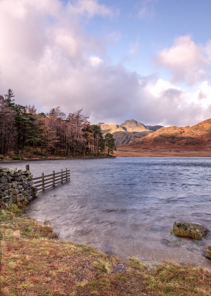 Blea Tarn and The Langdales by RobertTurley
