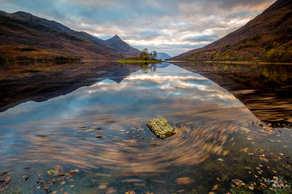Loch Leven Leaves