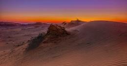 deserty sunrise