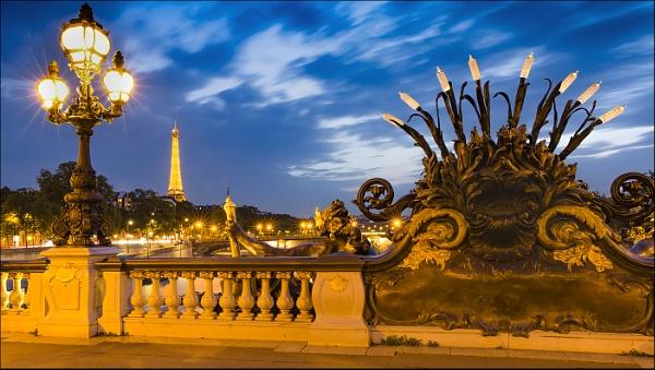 Pont Alexandre III by Les_Cornwell
