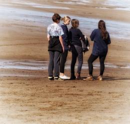 Photo : Anonymous Beach series