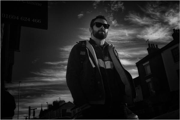 Urban Man by BigAlKabMan