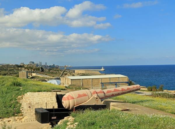 Armstrong 100-ton Gun by Janetdinah