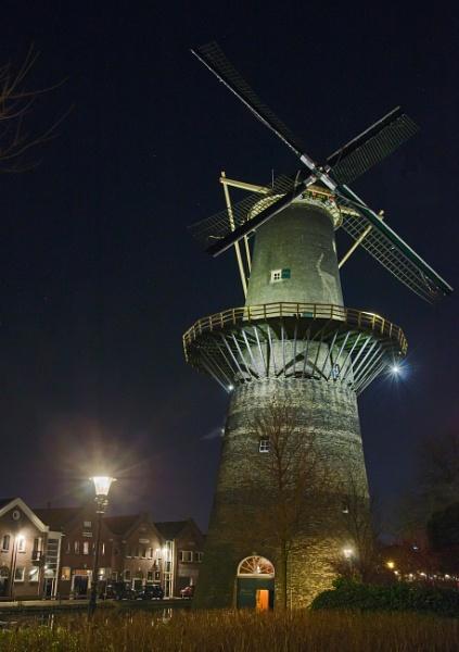Tall Mill by joop_