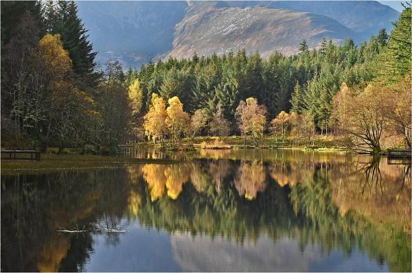 Glencoe Lochan by MalcolmM