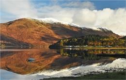 Calm Morning, Loch Leven