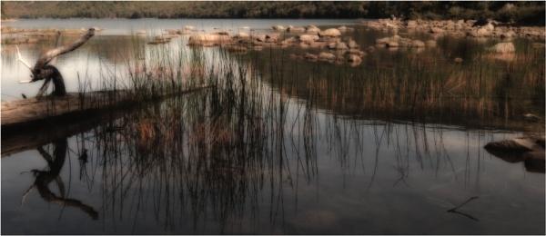 Jordan Pond by KingBee
