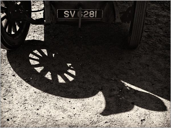 Artillery Wheel by woolybill1