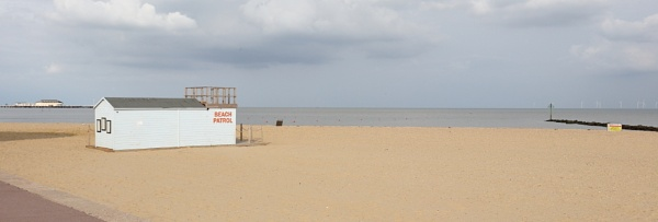 Clacton Life Guard Post by NeilSchofield