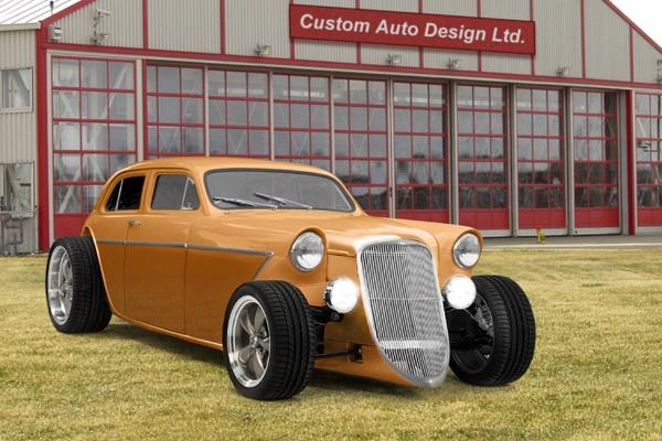 Build Me A Car
