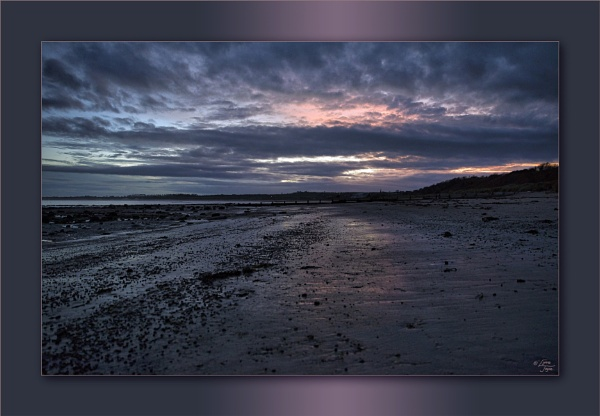 Alnmouth Sunrise and Sunset by LynneJoyce