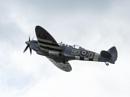 Spitfire at Biggin Hill by DonMc
