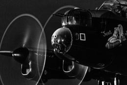 Engine run Lancaster