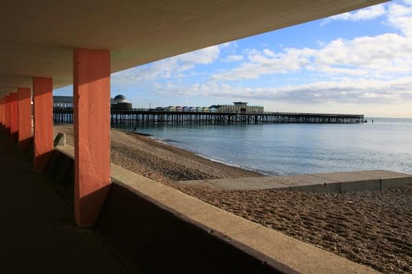 Hastings Pier by mike9005