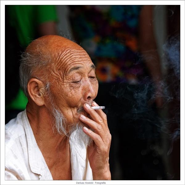Smoker by papajedi