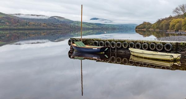 Bala Lake by jasonrwl