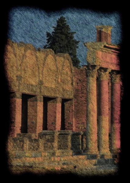 SICILIAN RUINS