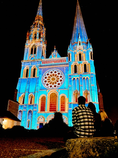 Cathedral lights by betterworld